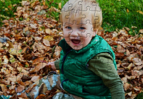 Rowan Thomas, age 2